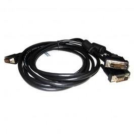 8ware DVI-D Splitter Cable 2m