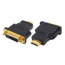 DVI-D Female HDMI Male