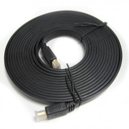 8ware HDMI Flat Cable M 5m
