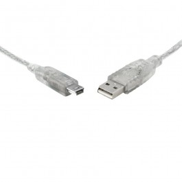 8ware Certified Cable A-B 5 Pin Mini 1M