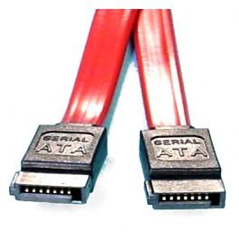 8ware SATA 3 Cable Straight 50cm Blue