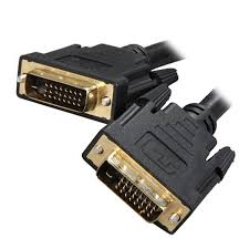 8ware DVI-D Dual-Link Cable 2m