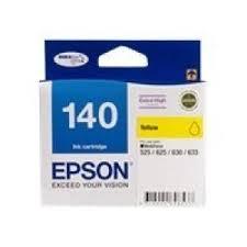 Epson Extra High Cap Yellow inkWORKFORCE 645 7010 7520 840 845 C13T140492