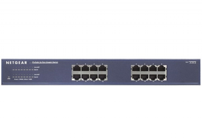Netgear JGS51616-port Gigabit Ethernet Switch- JGS516AU