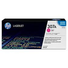HP CLJ CP5220 MAGENTA PRINT CARTRIDGE WITH COLORSPHERE TONER CE743A