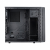 Cooler Master SILENCIO 452 ATX CASE ALL BLACK SILENT CASE W/O PSU W/ USB 3 CARD READER SOUND PROOFING FOAM ON SIDE PANELS REMOVABLE LIDS SIL-452-KKN1