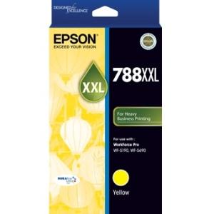 Epson High Capacity DURABrite Ultra Yellow ink - WorkForce Pro WF-5190 WF-5690 C13T788492