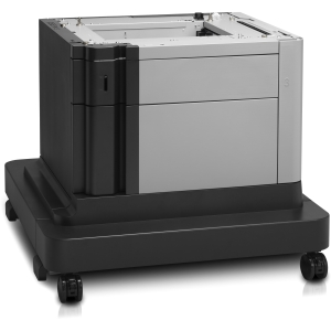 HP LaserJet 1x500-sheet Paper Feeder and Cabinet B3M74A