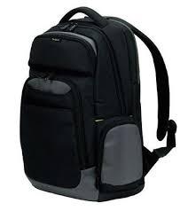 TargusCityGear Polyurethane Black backpack TCG660AU