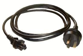 8ware Core Light Duty Power Cable 2m
