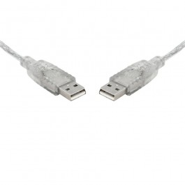 8ware USB 2.0 Certified Cable A-A 5m