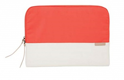 GRACE - LAPTOP SLEEVE - 11INCH - CORAL/DOVE