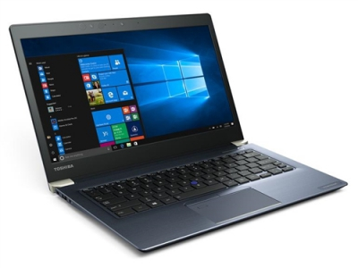"Toshiba PT282A-0FD00L, PORTEGE X30-E (BTO) Notebook, Intel I7-8550U, 13.3"" Full HD Touch Screen, 16GB DDR4 Ram, 512GB M.2 SSD, 4G/LTE, HDMI, USB3.0 + TYPE, Windows 10 Pro"