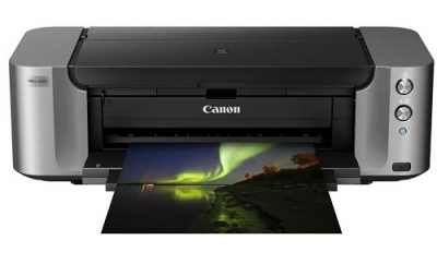 PRO100S - PRO A3+ 4800 X 2400 OPTICAL DPI 8 COLOUR INKS FAST PRINT SPEEDS WI-FI + ETHERNET CLOUD PRINTING SERVICES PICTBRIDGE DISC PRINTING PRINT STUDIO PRO SOFTWARE CLI42 BK/C/M/Y/PC/PM/GY/LGY