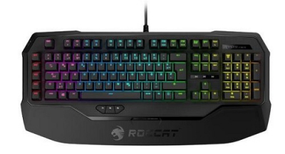 Roccat RYOS MK FX RGB Mechanical Gaming Keyboard - Brown Cherry Switch