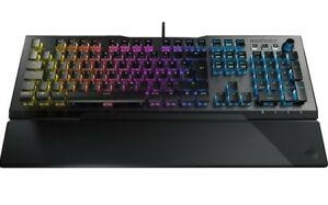 Roccat VULCAN 100 AIMO Mechanical Gaming Keyboard - Brown Switch