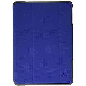 "STM STM-222-155JW-25, Dux iPad 9.7"" 5th/6th Gen Case, Education Only, Blue, Limited Lifetime"