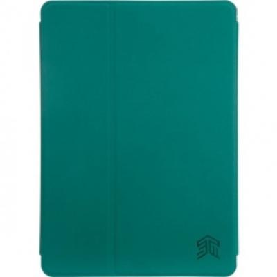 STM STM-222-161JW-19, Studio Case, iPad 5th/6th Gen, iPad Pro 9.7 & iPad Air 1/2, Dark Green Smoke, Limited Lifetime